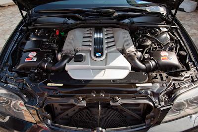 Foto Mesin N73B60 BMW E66 V12 Seri-7