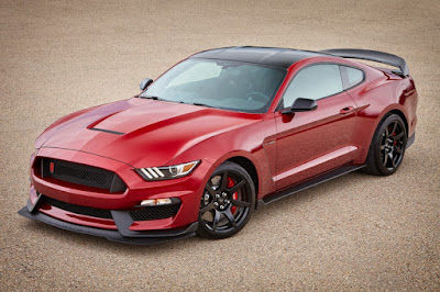 The 2017 Ford Mustang is Going to Make Your Summer Hot!