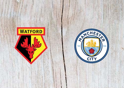 Watford vs Manchester City Full Match & Highlights 04 December 2018