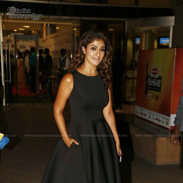 Nayanthara latest photos from 63rd South Filmfare Awards 2016