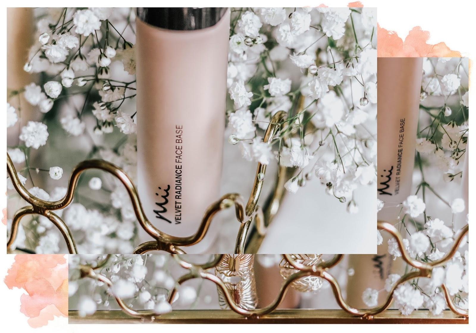 Mii Cosmetics Velvet Radiance Foundation