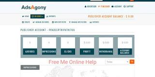 Adsagony Ke Ads Website Me Kaise Lagaye