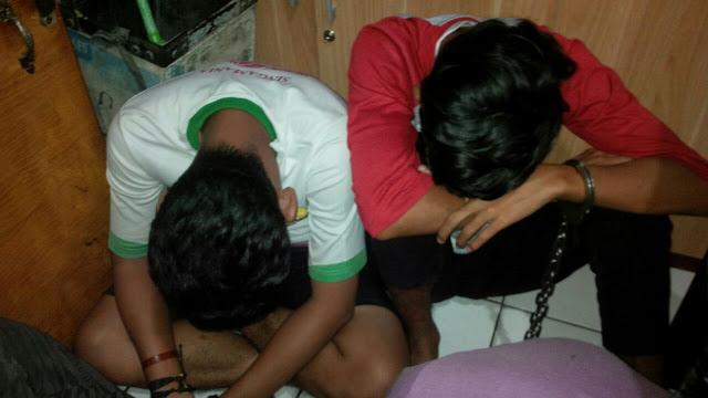 Remas Payudara, 2 ABG Ditangkap Polisi