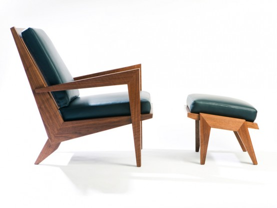 My Mid Century Modern Love Leather Armchairs Not For