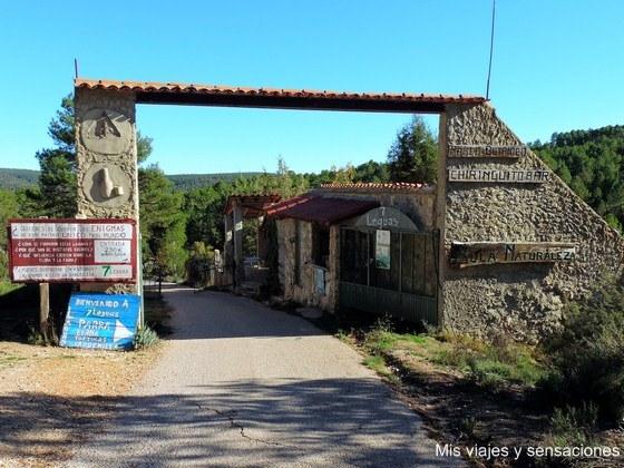 Finca Siete leguas, Cañana del Hoyo, Cuenca