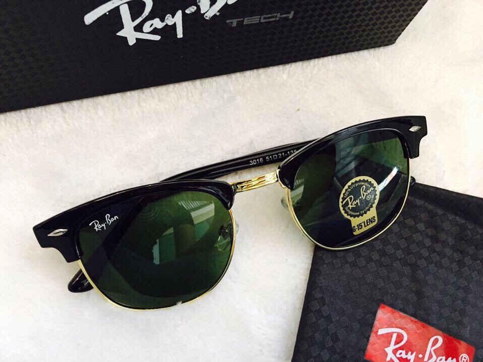 27k - Mắt kính  Rayban chông tia UV / kính nửa gọng giá sỉ và lẻ rẻ nhất