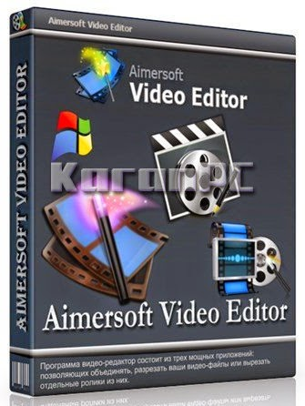 Aimersoft Video Editor 3.6.2.0 + Crack