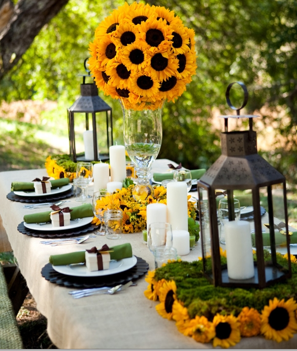 Stylelinx: Summer table settings