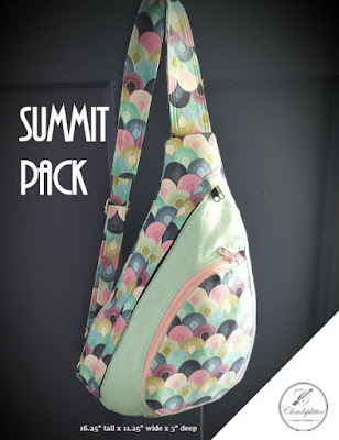 Summit Pack pattern by Cloudsplitter Bags & Designs
