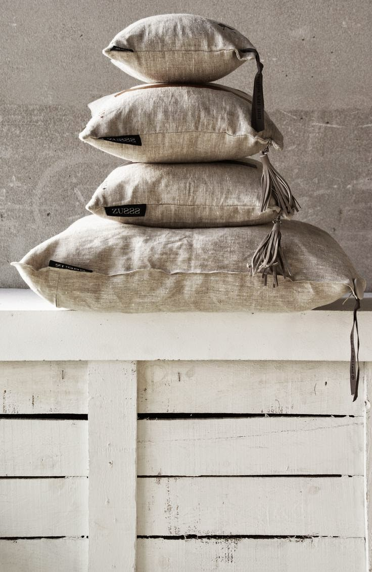 poduszki z plotna