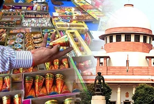 Sale of firecrackers: Supreme Court tomorrow will hear big decision