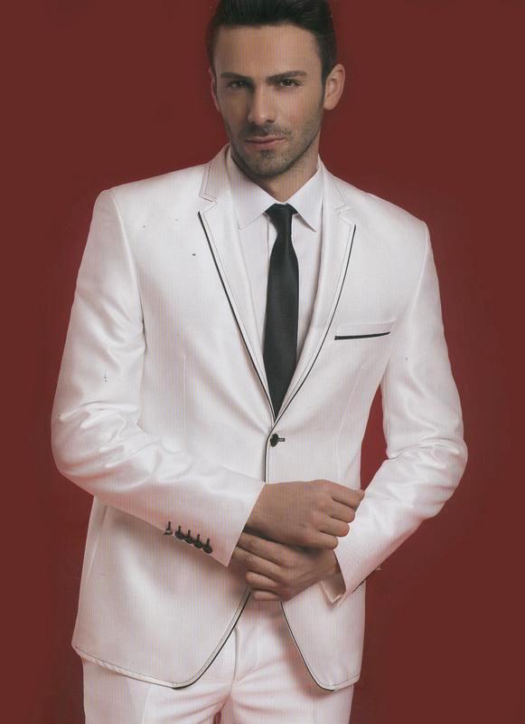 Белый костюм мужской Севастополь, Крым
