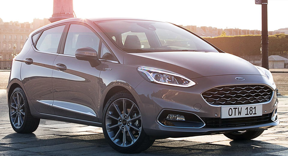 New Ford Fiesta Might Not Come to the US, Report Says