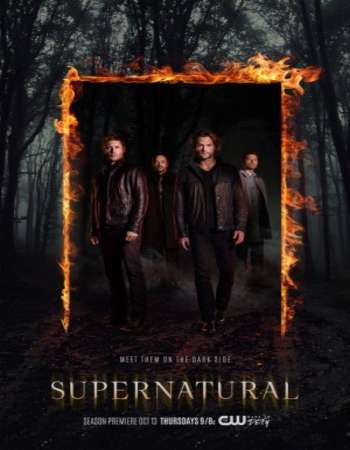 poster of Supernatural S13E05 300MB HDTV 720p x264