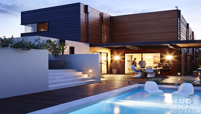Minosa Grand Designs Australia Series 1 Clovelly House