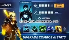 Overdrive Premium - Ninja Revenge Mod Apk v 1.6.0 + Unlimited Money
