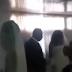 Vestida de novia, llega la amante de un hombre a su boda