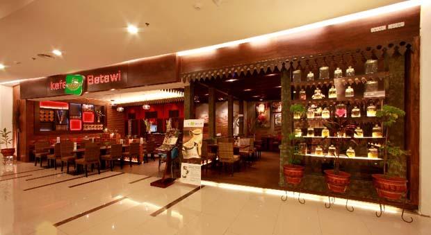 PT Citra Rasa Betawi (Cafe Betawi)