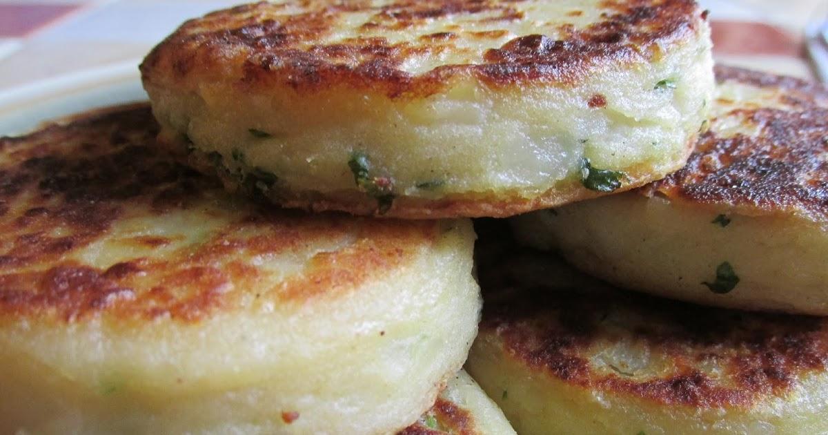 Cornish Potato Cakes Recipe