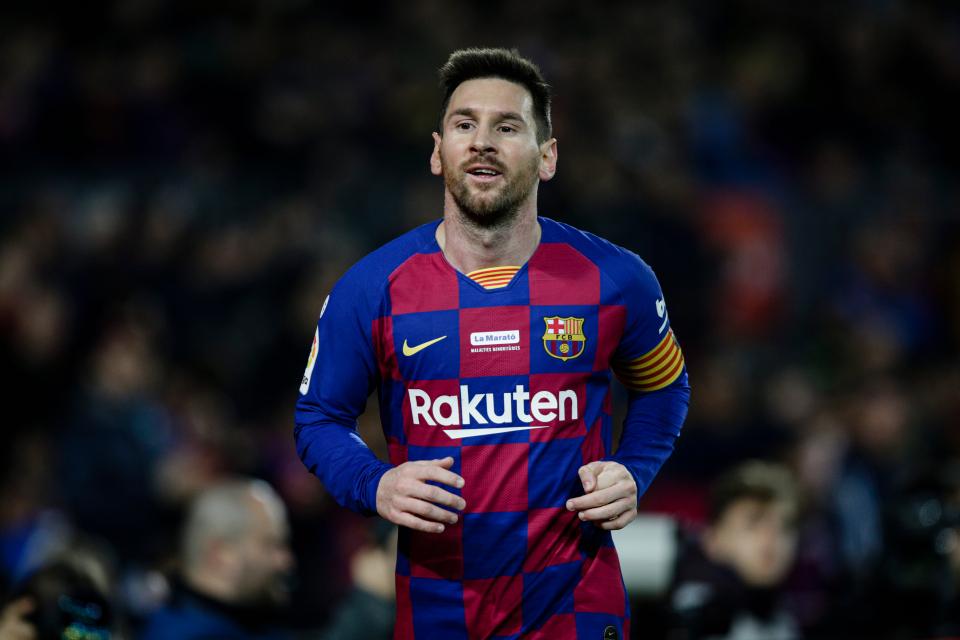 PSG Akui Tertarik Untuk Beli Messi