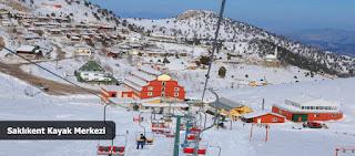 Saklıkent Kayak Merkezi – Antalya