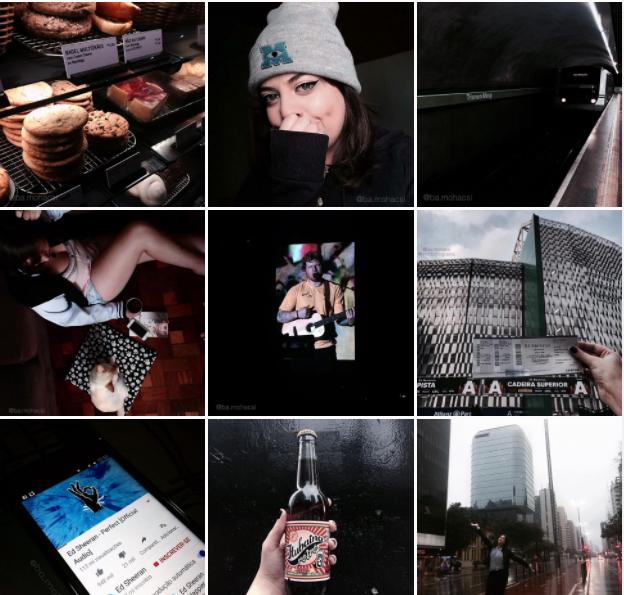 5 feeds com tema escuro no Instagram para se inspirar (e seguir)