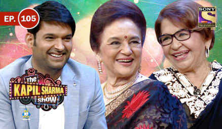 The Kapil Sharma Show Episode 105, Ep. 105 - The Kapil Sharma Show - Asha Parekh And Helen In Kapil's Show download in 480p HDTVRip 300mb.