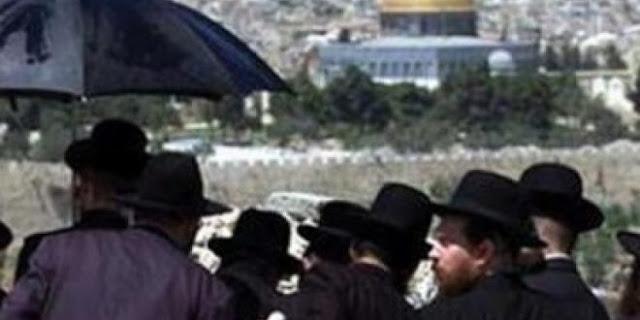 Nekad, Sinagog Baru Berdiri di Kompleks Al-Aqsa bagian dari warisan Islam yang Diklaim Israel