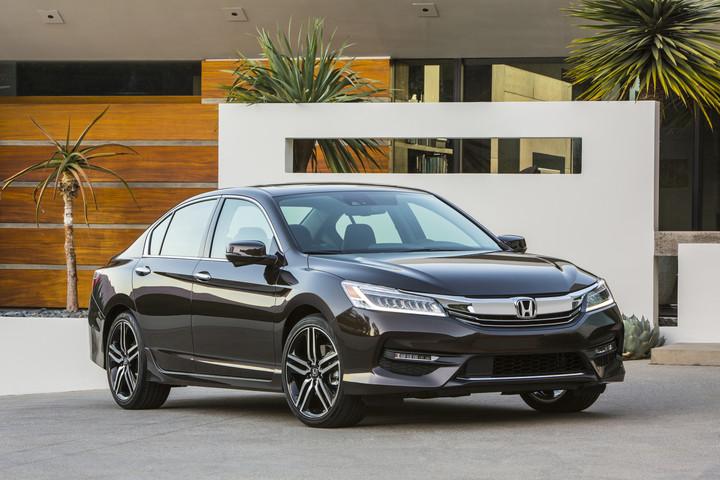 Pacific Honda Blog: Honda Introduces the Highest Tech Accord