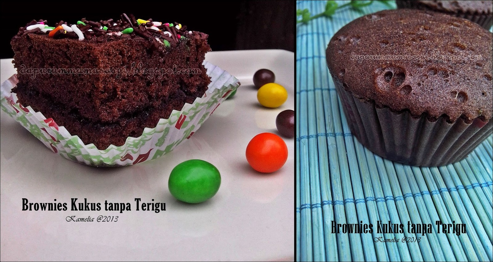 Resep Cake Kukus Hesti Kitchen: Cozy Kitchen : Brownies Kukus Tanpa Terigu