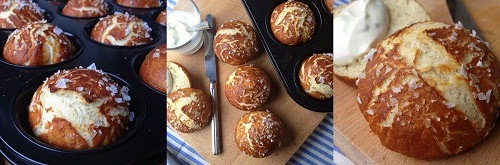 Muffins, Laugenmuffins
