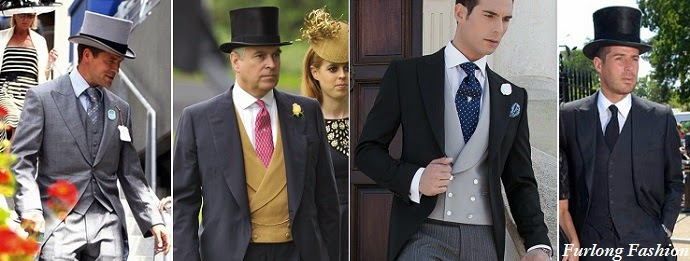 Mens Fashion at Royal Ascot