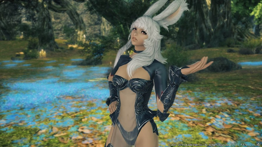 final fantasy xiv shadowbringers dlc viera race reveal