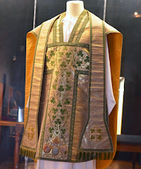 The Empress of Austria Vestments at St. Patrick's College, Maynooth