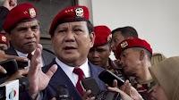 Soal Lahan di Aceh, Prabowo Disebut Pahlawan, Ini Alasannya