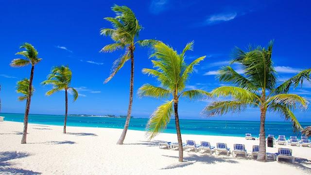 Viagem de carro em Bahamas - Nassau