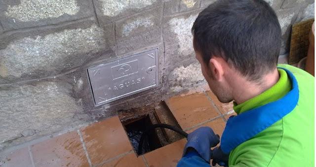 reparación de tuberías sin obra Madrid