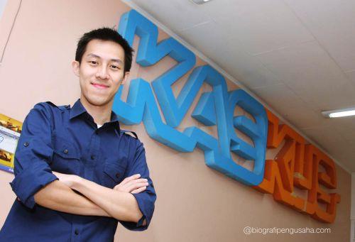 Biografi Andrew Darwis Pendiri Kaskus Forum Terbesar di Indonesia