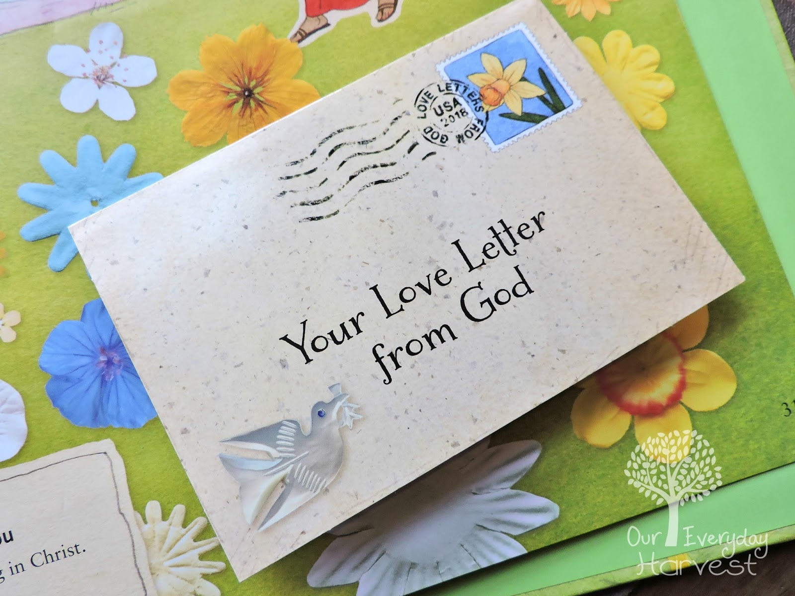 love letter from god easter letters from god by glenys nellist review 13327 | Love Letters from God