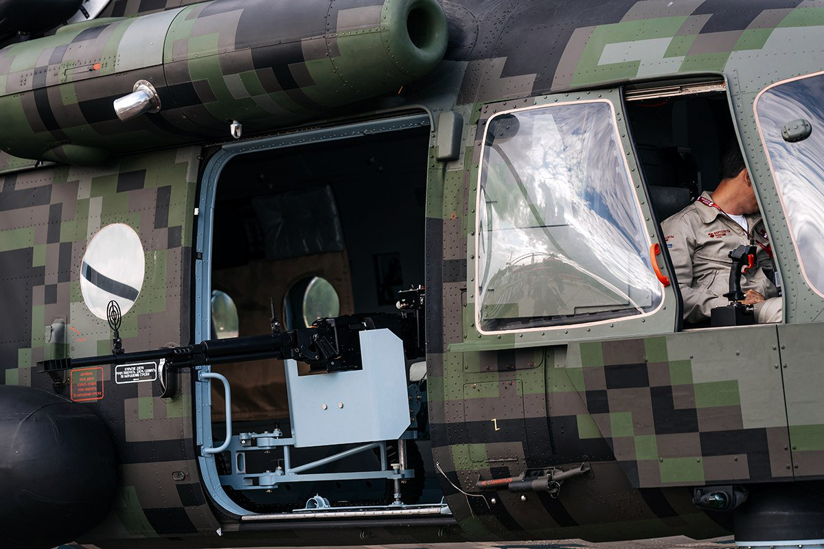 Military and Commercial Technology: Russian Helicopters