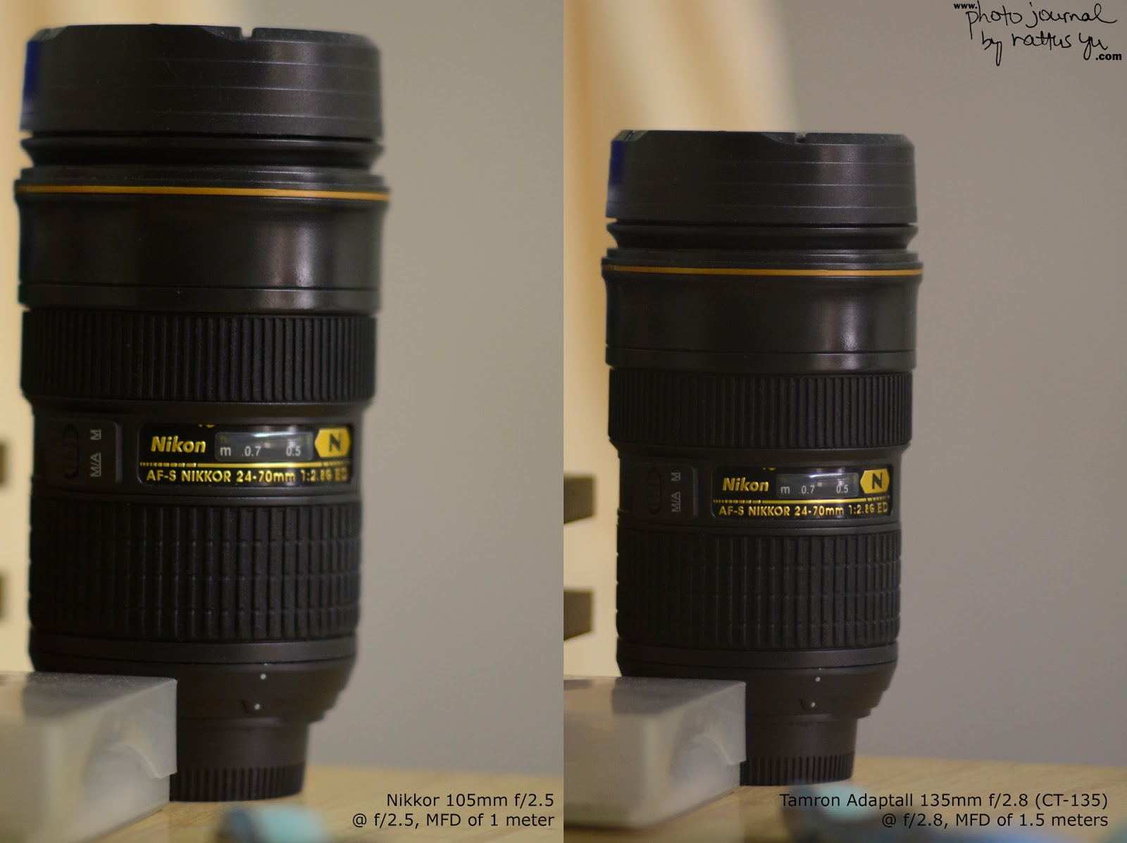 Tamron Adaptall 135mm f/2.8 BBAR Multicoated (CT-135)