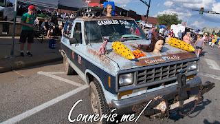 Ford Bronco II Gambler 500