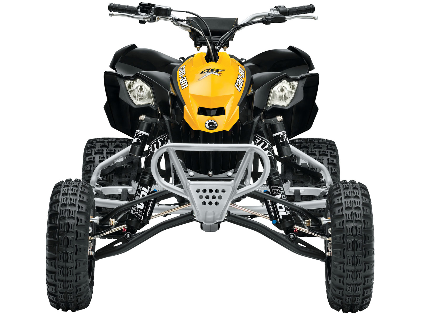 ... 2013 Can-Am DS 450 Xmx ATV pictures 4