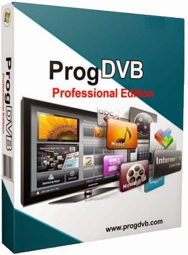 Download ProgDVB Professional Edition 7.08.8