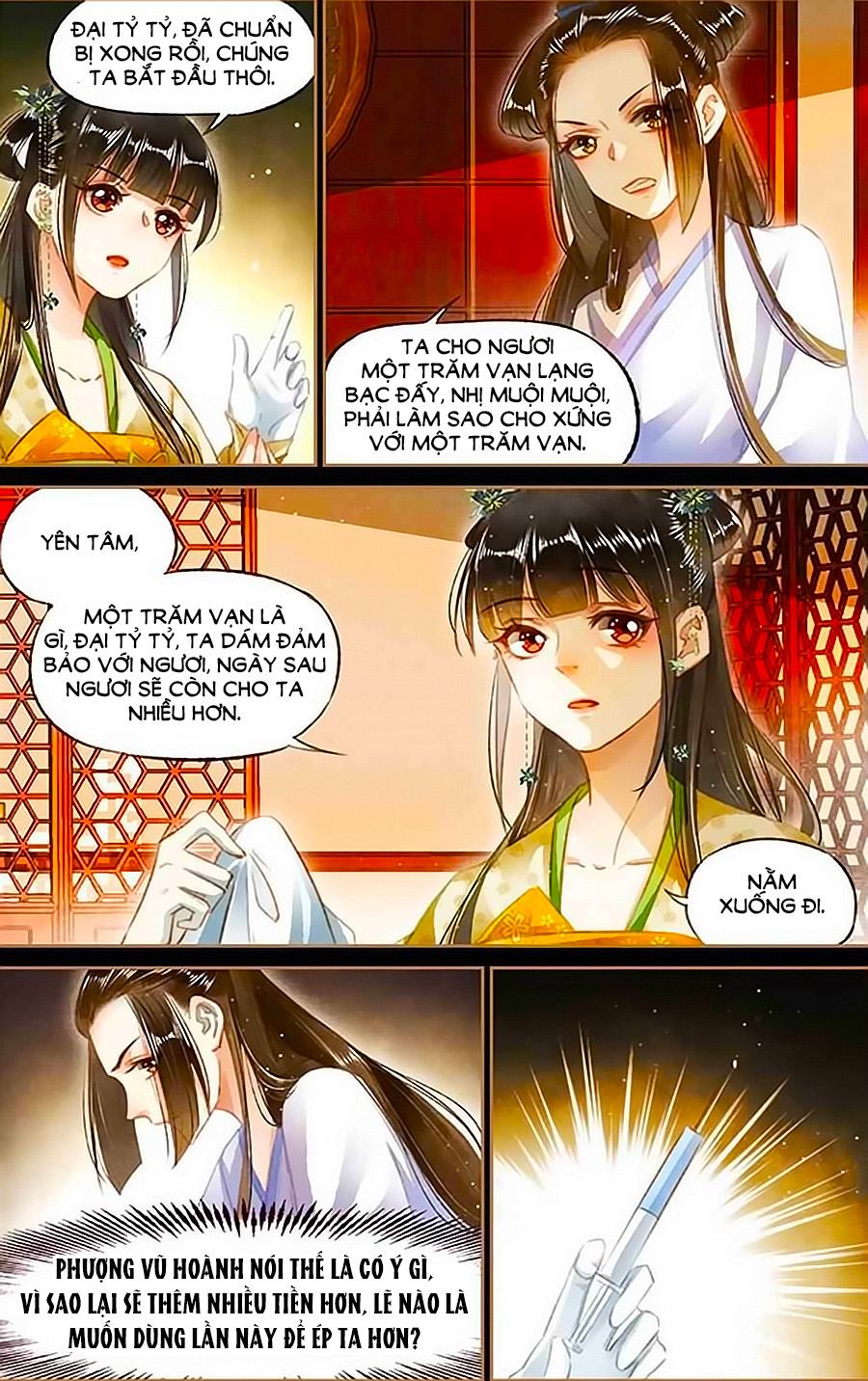 Thần Y Đích Nữ chap 104 - Trang 2