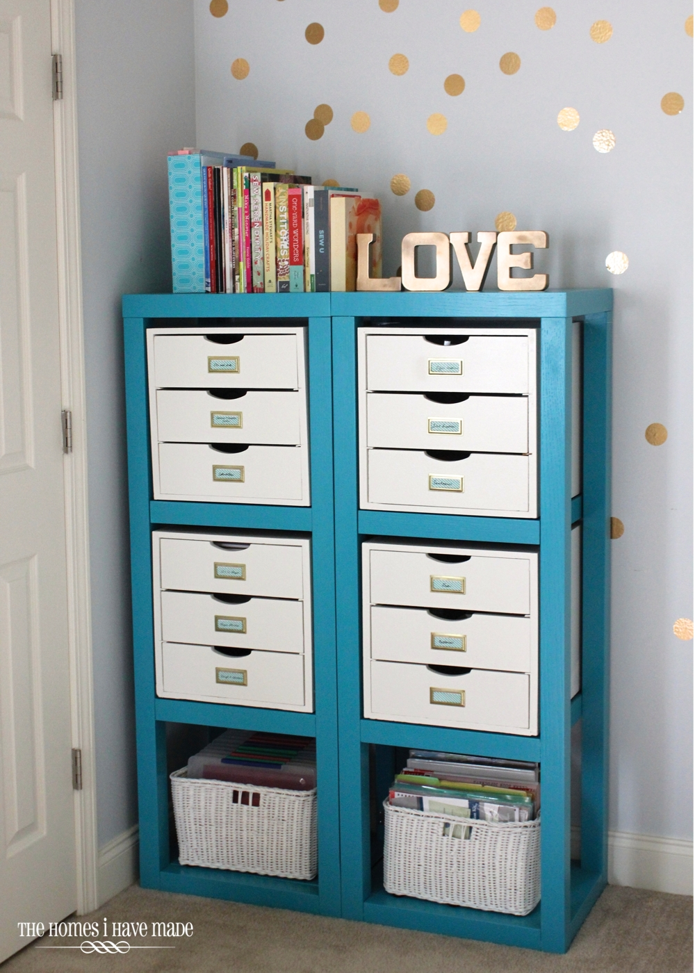Office Amp Craft Storage Towers The Homes I Have Made