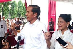 Jokowi-Amin Menang di TPS Sandiaga Uno