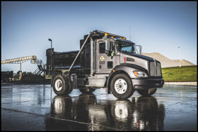 Charah Solutions Kenworth T370