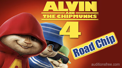 Film Alvin And The Chipmunks : The Road Chip