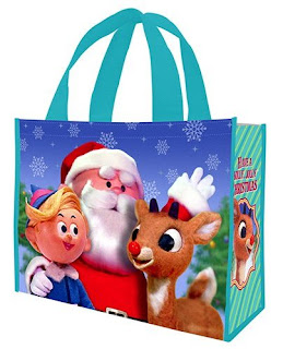 Rudolph the Red-Nosed Reindeer Totebag